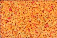 BRC,KOSHER,HALAL frozen apricot cube