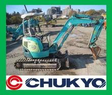 Used Japanese Mini Excavator For Sale Yanmar Vio30 -3