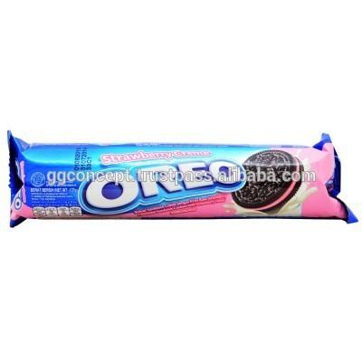 Price of Oreo Chocolate Cream Vanilla 137G/Wafer/Biscuit/Cookies/Ice ...