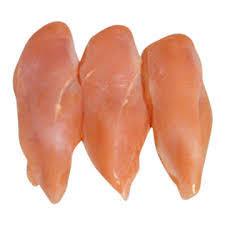 Fresh Frozen boneless skinless chicken fillets halal certified