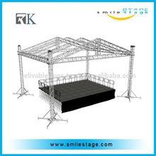aluminum girder feature trusses roof truss specifications