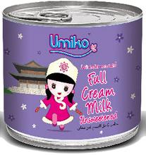 Full Cream Milk (unsweetened)
