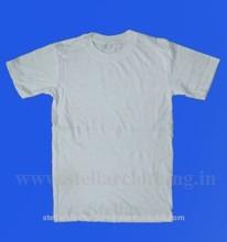 120 GSM Cheap quality white Tshirt