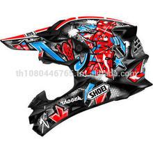 VFX-W Barcia Helmet Red/Blue/Black