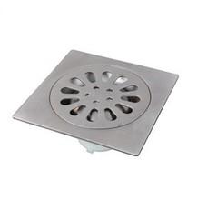 Stainless Steel Kitchen Bathroom Deodorize Square Floor Drain JFLG77