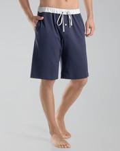 Men's Excellent Casual Cotton Shorts Sweet Navy