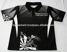 Wholesale Small Min Order Quantity Dye Sublimation Men Printing T-shirt DS-SC-016