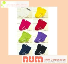 Cute Popular and Durable thailand alibaba com Japanese design Colorful socks for Babies and kids at reasonable prices , OEM avai