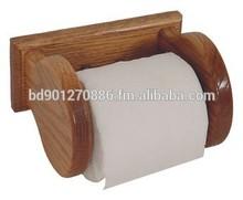 Wooden Tissue Box Napkin Holder