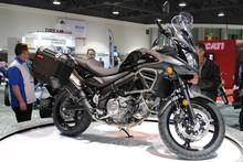 Season Promo Offer On 2014 Suzuki V-Strom 650 ABS