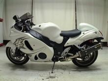 Used 2011 Suzuki 2011 SUZUKI GSXR1300R HAYABUSA! MIRAGE PEARL WHITE LOW MILES! for Sale