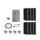 Selling Renogy Mono Premium Kit 800W(24V): 8pc 100W Solar panels+ MPPT 40Amp Charge Controller