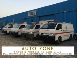 AMBULANCE MANUFACTURERS IN DUBAI
