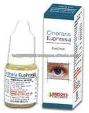 Bakson's Homoeopathy Cineraria Euphrasia Eye Drops - 10 ml