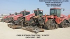 Case III STX430 Tractor