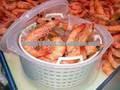 Fresh Deep Frozen Sea Tiger Shrimp Prawn and Lobsters