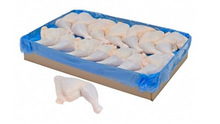 FROZEN HALAL CHICKEN QUARTER LEGS IN BOXES FOR SALE