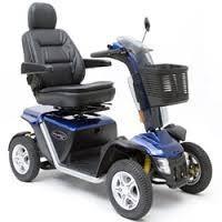 Cheap Pride Pursuit XL 4-Wheel Scooter