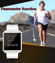top seller Uwatch Wrist watch U8 smart bluetooth watch handfree wrist bluetooth watch