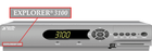 Cisco explorer 3100 set top box