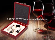 Customized senior wine opener of 4 sets