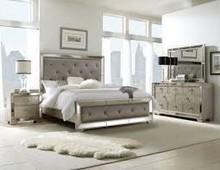 Farrah Queen Platform Bed