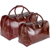 Supplier From Mumbai India Leather Travel Bag/ Travel Bag