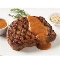 Beef Angus Ribeye All Natural No Hormones No Antibiotics USDA Choice Premium Cuts Platinum