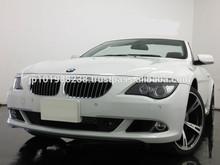 USED CARS - BMW 6 SERIES (RHD 819376 GASOLINE)