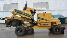 Vermeer SC 352 Stump Cutter - Internal stock No.: 7126