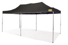 3 x 6 M Profipremiumline Black Aluminum Folding Tent