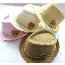 2015 newest fashion weave kid rock fedora hat