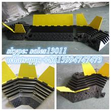 hydraulic car ramp