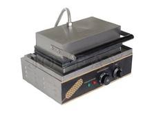 New Hot Dog Machine FY-119 Crispy Machine for Six Grid 110V and 220V