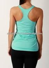 girls gym singlets - ladies y back gym singlets - women t back gym sin...
