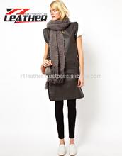 Women Stylish Slim short black cheap Leather sex bandage long Dress