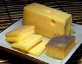 sliceable queijo processado