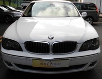 Bmw 730li Crystal White