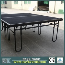 aluminum plywood multipurpose stage available in various sizes from guangzhou