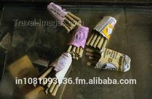 Indian Cheap Herbal Cigarettes or Bidies