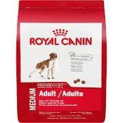 Royal Canin 51743 Dog Food, Adult Medium, 30 lb