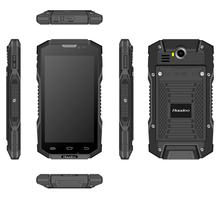 OEM cheap mobile phone 3G quad core dual SIM 5inch smartphone IP68 rugged phone