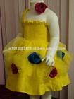 Kids flowers Birthday dress
