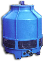 Bottle FRP cooling tower