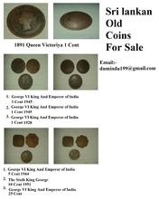 Sri lankal Old Coins