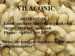 VIETNAM WHITE WHOLE CASHEW NUT, CASHEW NUT KERNELS FOR SALES-anthony.vilaconic@gmail.com