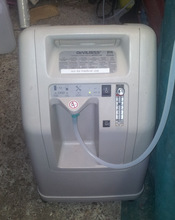 Oxygen concentrator (used)