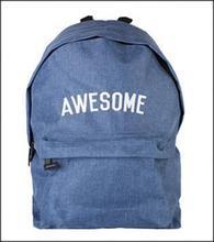 Two Tone Classic Backpack
