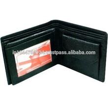 Executive Bi- Fold Leather Men's Wallet/ Men's Leather Wallet Hot Sale/ Supplier Of Best Leather mens Wallet