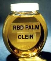 RBD Palm olein Oil CP10